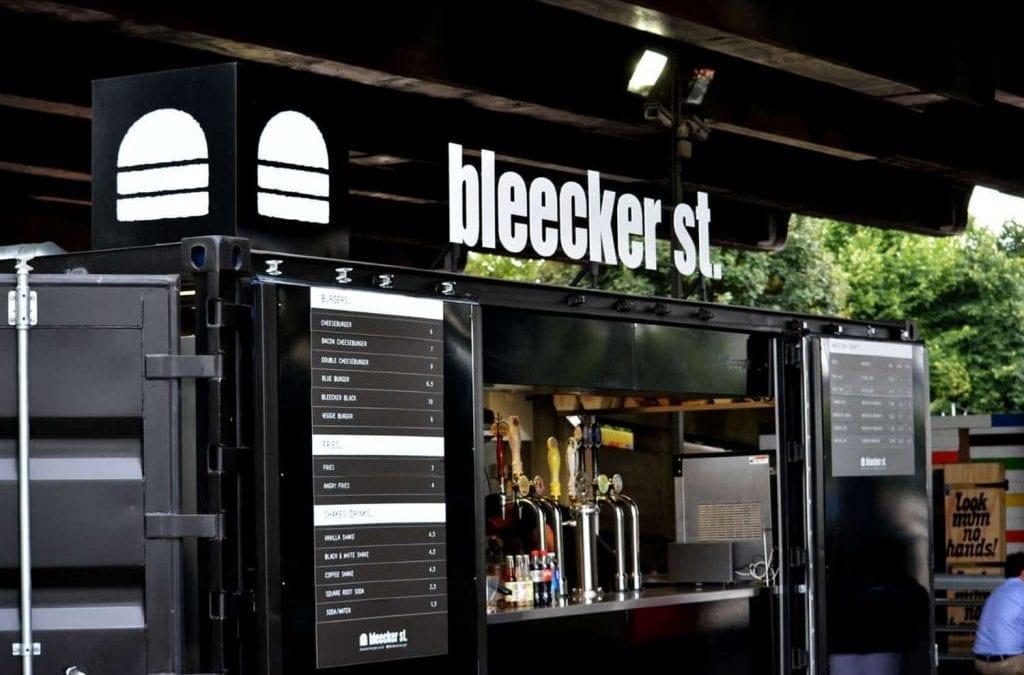 Bleecker Street food truck projekt